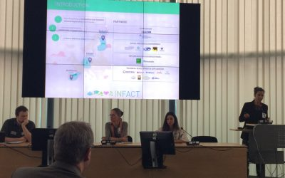 INFACT gathers with other H2020 projects in Brussels to network about social acceptance in the European Raw Materials Sector