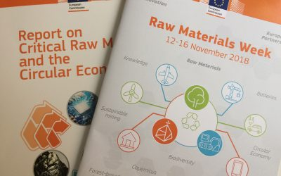 The INFACT project at the 3rd edition of the Raw Materials Week in Brussels