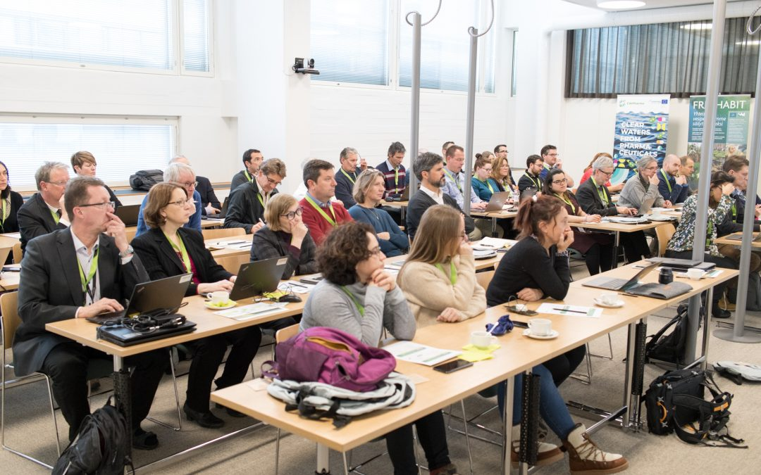 INFACT partners gathered in Helsinki to review progress on tasks