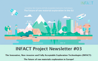 INFACT project presents its third newsletter