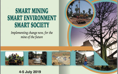 INFACT was presented at the Smart Mining Conference, South Africa