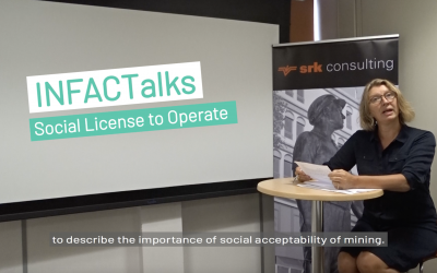 INFACTalks: Social License to Operate