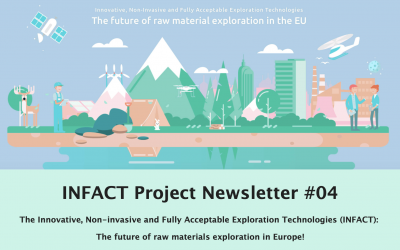 INFACT project presents its fourth newsletter