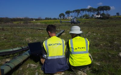 INFACT and Smart Exploration projects join forces to test non-invasive mineral exploration technologies in Spain