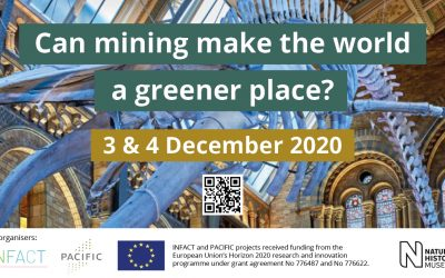Press release: Can mining make the world a greener place?