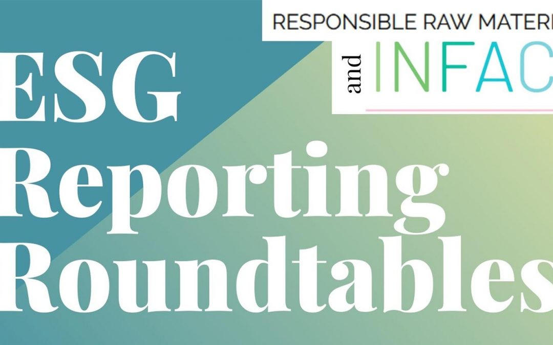 Available resources on ESG Reporting Roundtables